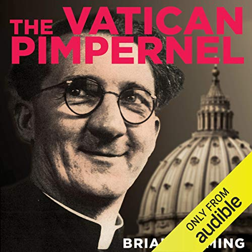 The Vatican Pimpernel cover art