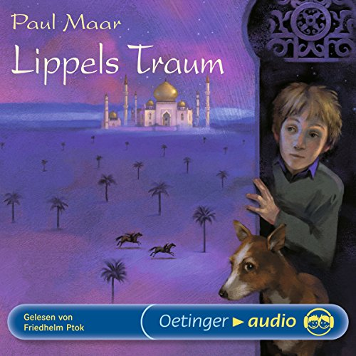 Lippels Traum audiobook cover art