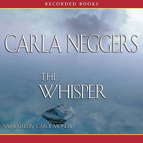 The Whisper audiobook cover art