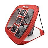 Hit Run Steal Golf Chipping Net - Collapsible Indoor Outdoor Golf Net for Chipping. Perfect for The Backyard to Practice Your Short Game.
