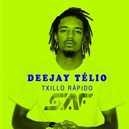 Deejay Télio feat. Deedz B & Angolano Lisboa Santos