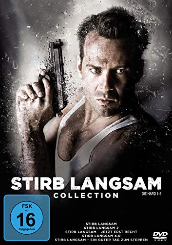 Stirb langsam Collection - Die Hard 1-5 [5 DVDs]