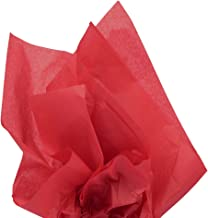 JAM PAPER Tissue Paper - Red - 10 Sheets/Pack