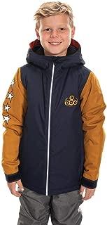 686 Boy's Forest Insulated Jacket - Waterproof Ski/Snowboard Winter Coat