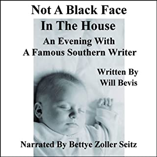Not a Black Face in the House audiobook cover art