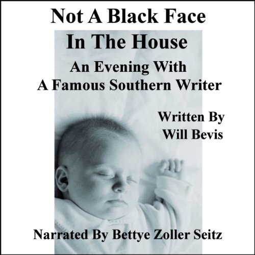 Not a Black Face in the House cover art