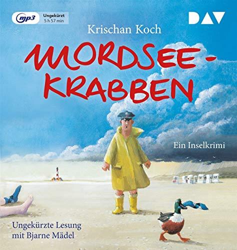 Mordseekrabben: Ungekürzte Lesung mit Bjarne Mädel (1 mp3-CD) (Thies Detlefsen & Nicole Stappenbek)