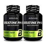 Biotech USA CREATINE PH-X   Monohydrate de créatine tamponné   Croissance de la masse musculaire   Pilules de musculation (2)