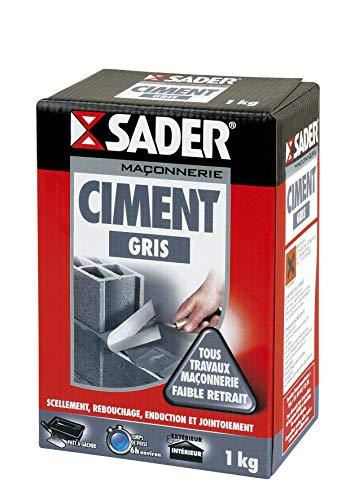 Sader Ciment Gris 1KG