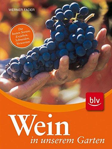 Wein in unserem Garten: Stopper: Die besten Sorten. Erziehen, Schneiden, Verwerten