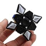 hand spinner focus edc, BZLine 1x3x3 Rubiks Cube Puzzle Spinner Focus EDC Jouet
