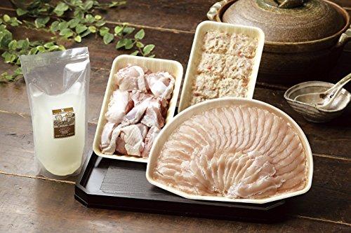 特産地鶏 青森シャモロック しゃぶしゃぶと水炊きのセット(4〜5人前)