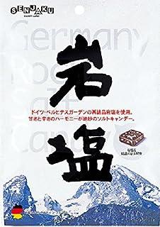 扇雀飴本舗 岩塩キャンデー 90g×6袋