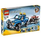 LEGO Creator 5893 - Geländewagen mit Quad - LEGO