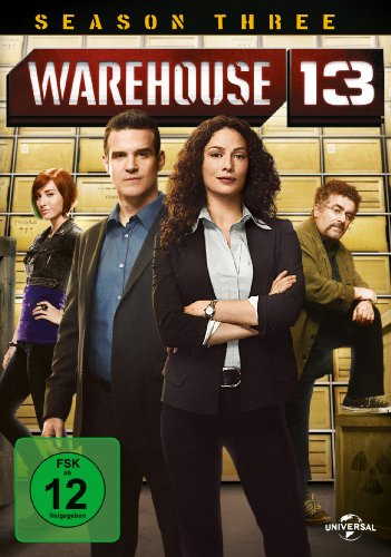 Warehouse 13 - Season Three [3 DVDs]