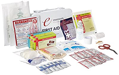 Ever Ready First Aid Basic Ansi Class A Kit in Metal Case from Everready First Aid