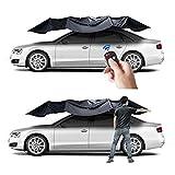 Gugutogo Automatische Auto Zelt bewegliche Sonne Schatten Staubdicht Markise mit Fernbedienung