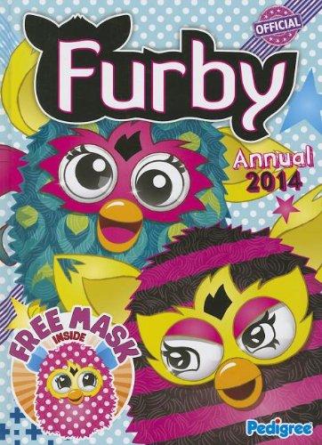 Furby Annual 2014