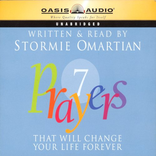 7 Prayers That Will Change Your Life Forever audiobook cover art