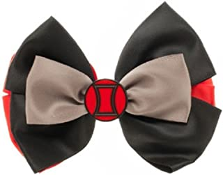 Marvel Comics Black Widow Hair Bow