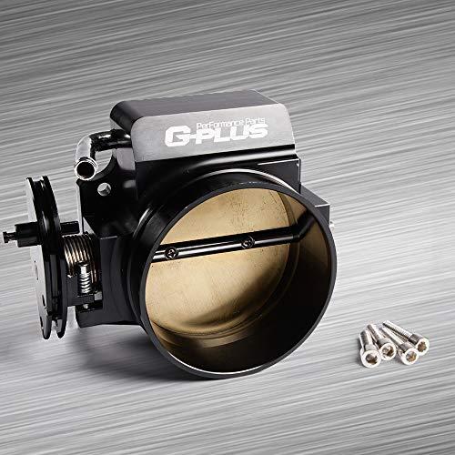 92mm Throttle Body for GM Gen III Ls1 Ls2 Ls6 Ls3 Ls Ls7 Sx Ls 4 CNC Bolt Cable