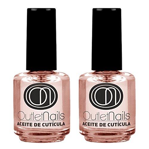 2 x Nagelöl mit Erdbeer Duft 15ml | Optimale Pflege für Nagel und Nagelhaut | Outlet Nails