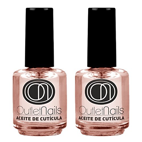 2 x Aceites de cutícula - Fresa 15ml / Ideal para uñas/Manicura Francesa/Nail Oil