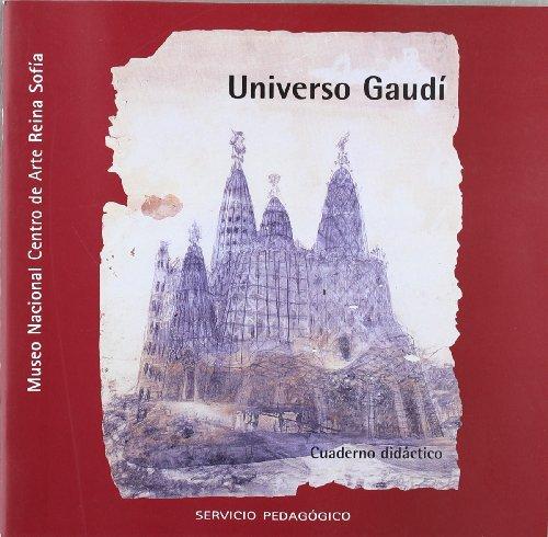 Universo Gaudí. Cuaderno didáctico