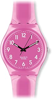Originals Dragon Fruit Soft Pink Dial Silicone Strap Unisex Watch GP128K