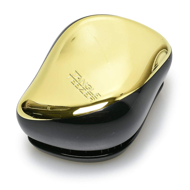 タングルティーザー コンパクトスタイラー ゴールドラッシュ