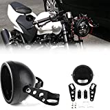 SKUNTUGUANG 5.75 Inch Motorcycle headlights housing bucket for Har-ley Davi-dson (headlight housing)