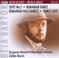 Bartok New Series Suite No.2 Rumanian Dance
