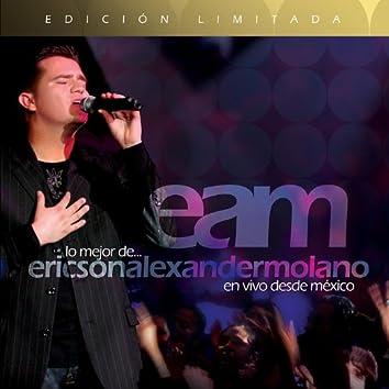 Lo mejor de Ericson Alexander Molano en vivo desde México