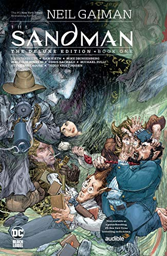 The Sandman Vol. 1: The Deluxe Edition: Book One