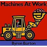 Machines at Work Board Book