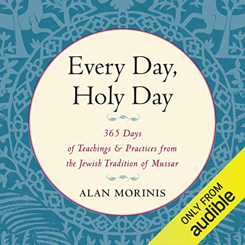 Every Day, Holy Day cover art
