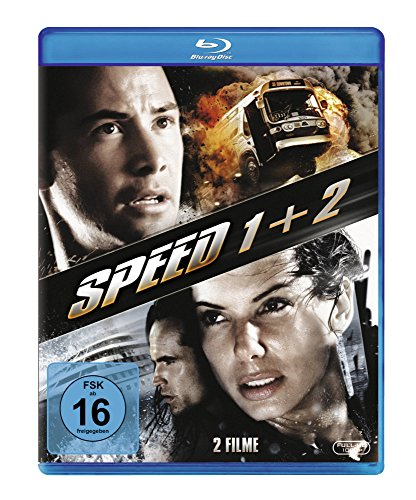 Speed 1+2 [Blu-ray]