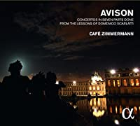 Avison: Concertos in Seven Par