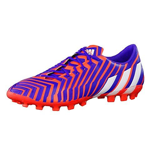 adidas Fussballschuhe Predator Instinct AG 44 2/3 solar red/ftwr white/night flash s15