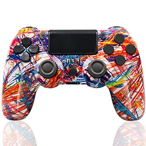 Mando Inalámbrico para PS4, Controlador de Juegos con...