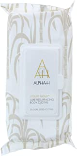 Body by Alpha H Liquid Gold Luxe Resurfacing Body Cloths x