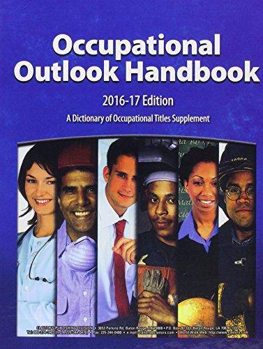 Occupational Outlook Handbook, 2016-2017, Cloth (Occupational Ooutlook Handbook (G P O))