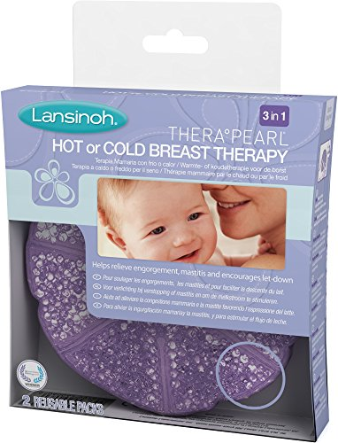 『Lansinoh TheraPearl 3-in-1 Breast Therapy, 1 Count by Lansinoh [並行輸入品]』の2枚目の画像