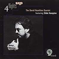 Four Flights Up by David Hazeltine Quartet/Slide Hampton (1996-06-10)