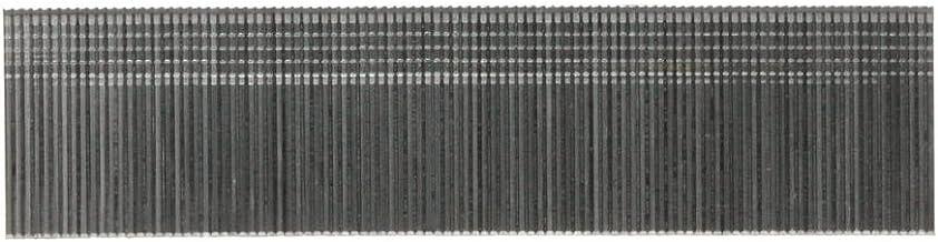 PREBENA G16 18GA Medium Crown Staples 3//8 Crown x 5//8 Length Galv Similar to Senco M Style 5,000 Pack