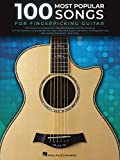 100 MOST POPULAR SONGS FOR FIN: Solo Guitar Arrangements in Standard Notation and Tab