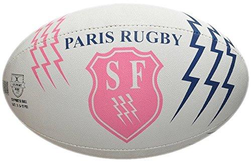 Stade Français Paris–Gilbert colección oficial pelota de rugby–tamaño 5