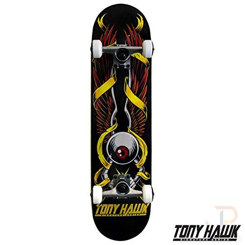 Tony Hawk 540Serie Komplettes Skateboard–Eye Bolt