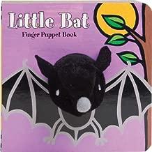 Little Bat: Finger Puppet Book (Little Finger Puppet Board Books) by ImageBooks (2010-09-01)