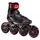 K2 Inline Skates REDLINE 110 Für Erwachsene Mit K2 Softboot,...